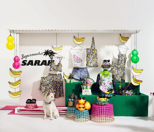 Supermarket Sarah Monki