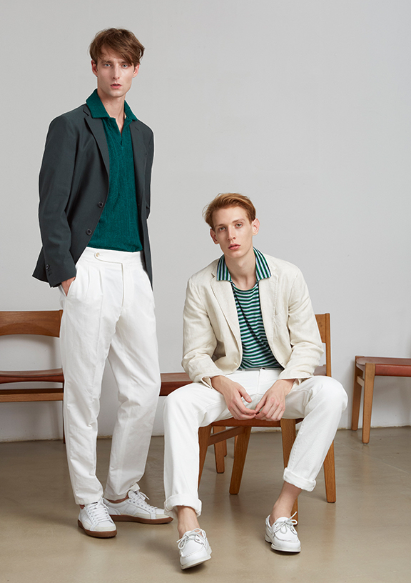What are men wearing now? The Gigi ss19