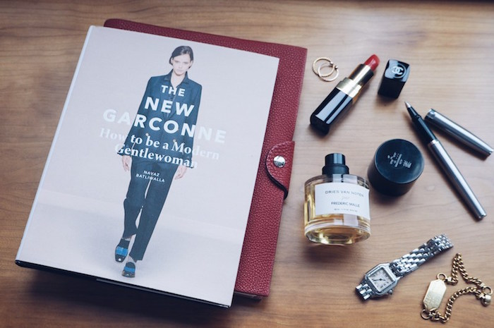 The New Garconne Book by Navaz Batliwalla