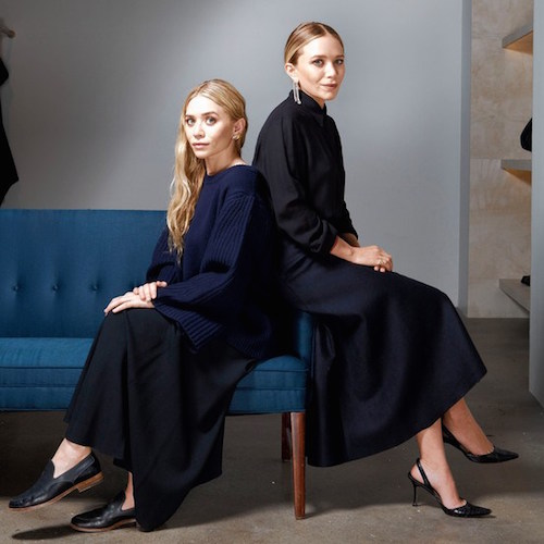 The Row win CFDA Womenswear Dessigner of the Award 2015