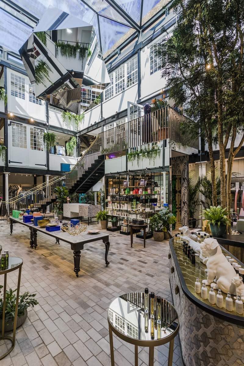 The Shop At Bluebird Covent Garden