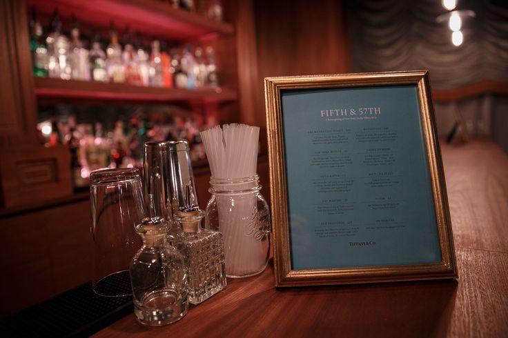 Tiffany & Co. Fifth & 57th CHARLIEs BAR at Selfridges