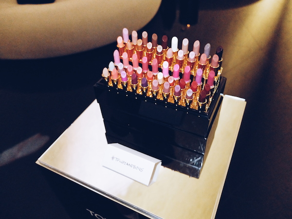 Tom Ford Lips And Boys Collection At Selfridges