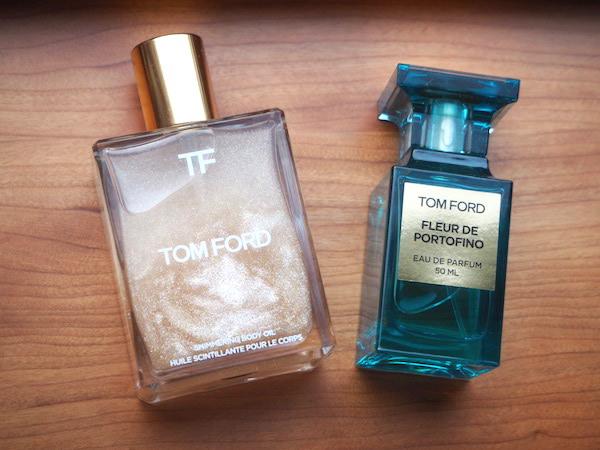 Tom Ford shimmering body Oil Tom Ford Fleur De Portofino