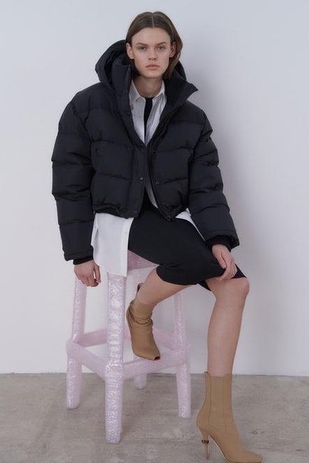 Wardrobe NYC capsule wardrobe puffa