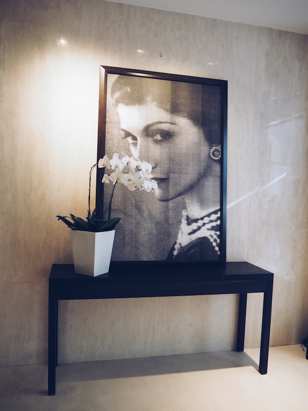 chanel apartment Rue Cambon