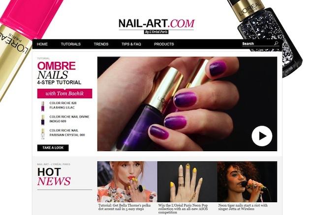 loreal-nail-art