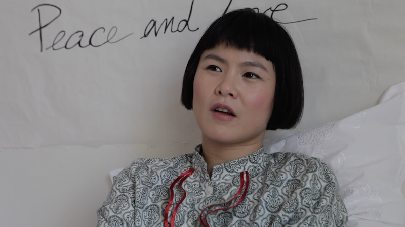 phyllis Wang comedienne Petit Dejeuner