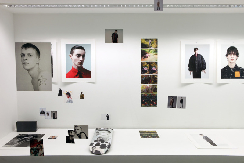 Raf Simons exhibition in Berlin until August 21 2015