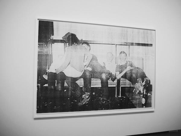 Wolfgang Tilmans xerox art fondation louis vuitton