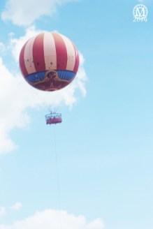 Characters in Flight - Disney Springs