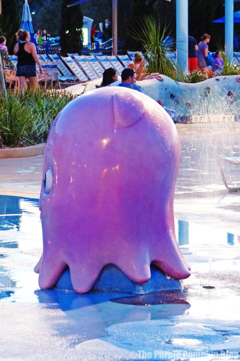 Disney's Art of Animation Resort - The Big Blue Pool - Pearl
