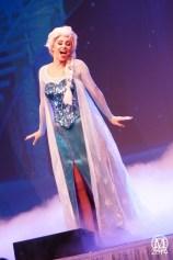 Elsa - Frozen Singalong - Disney's Hollywood Studios