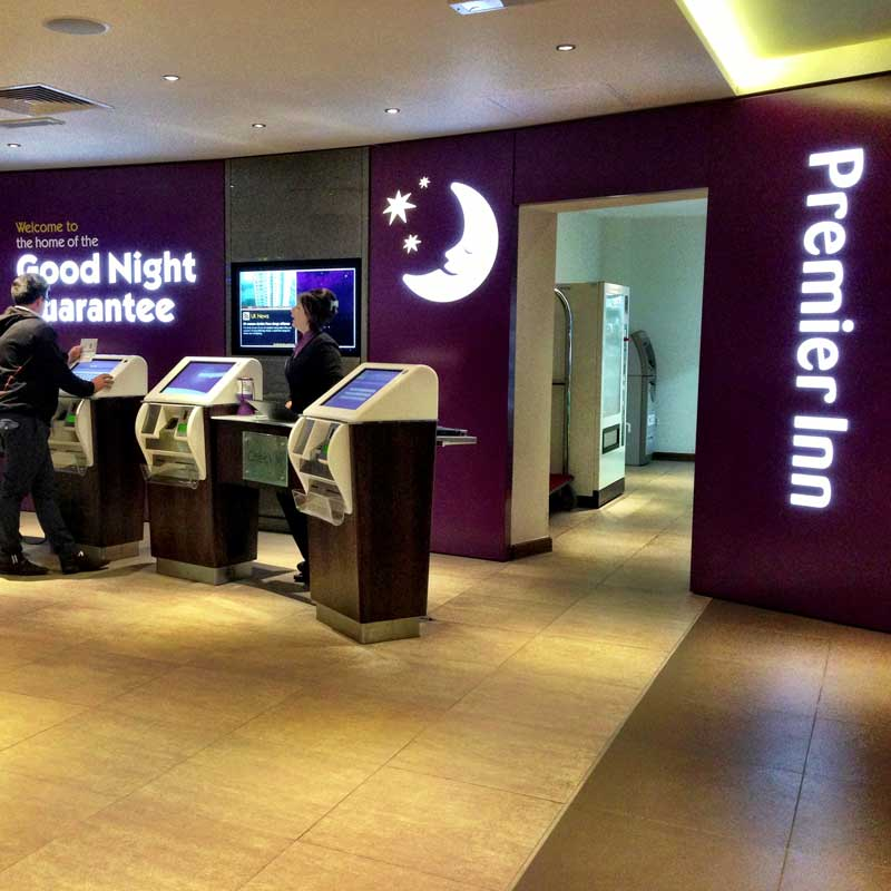 Premier Inn - Gatwick North
