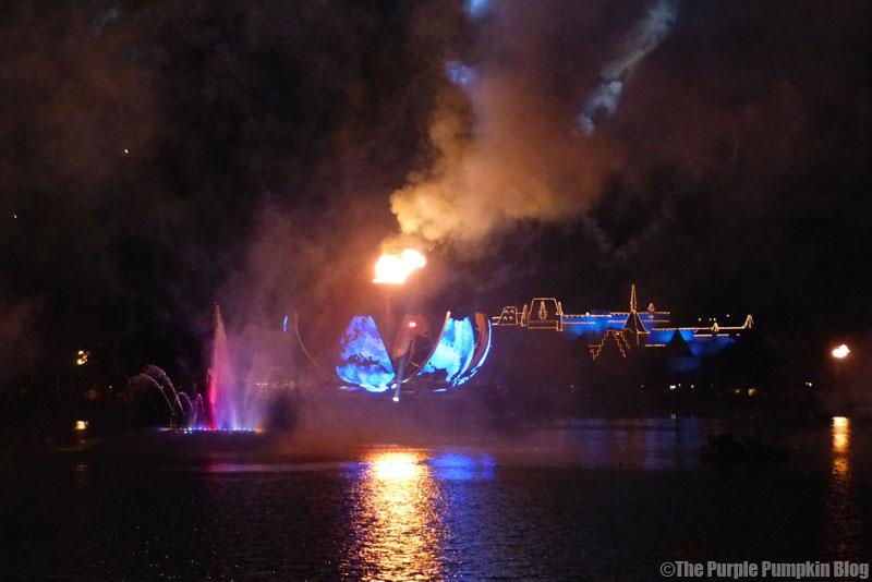 IllumiNations: Reflections of Earth - Epcot World Showcase Fireworks