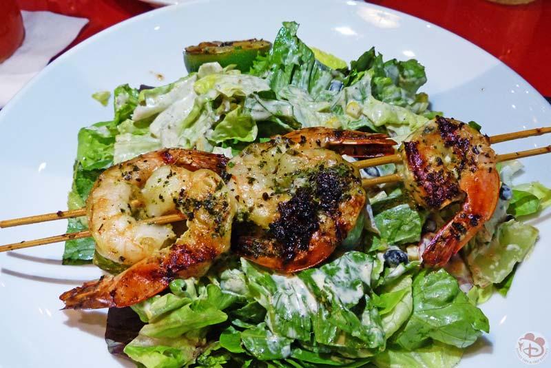 Mountain Mama's Western Salad - Whispering Canyon Cafe