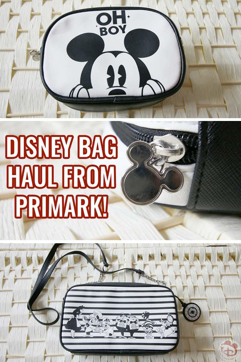 Disney Bag Haul from Primark Video