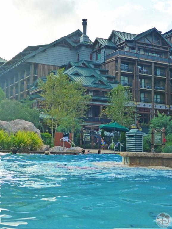 Silver Creek Springs Pool at Disney's Wilderness Lodge (11)