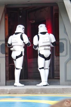 Storm Troopers - Jedi Training Academy