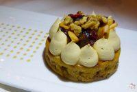 Heirloom Apple and Walnut Cake - California Grill