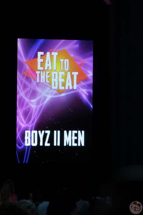 Boyz II Men - Eat To The Beat Concert