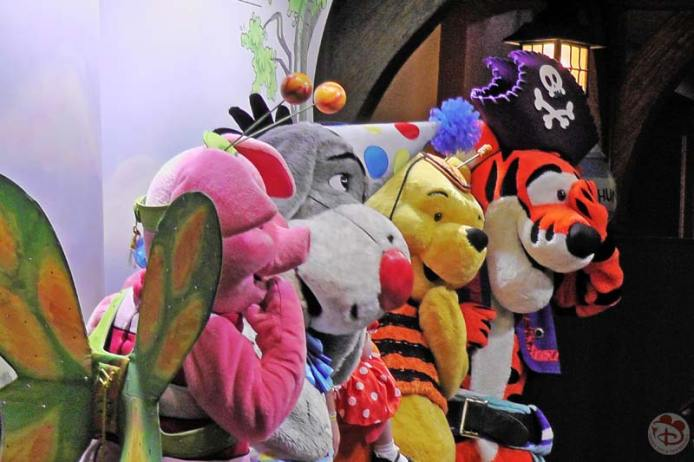 Halloween Pooh & Pals at Mickey's Not-So-Scary Halloween Party