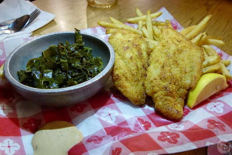 Pan-Fried Catfish - Trail's End