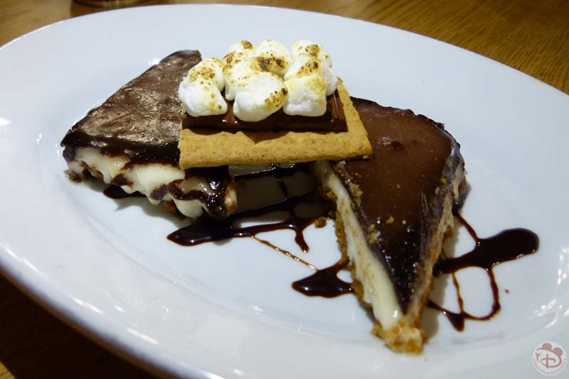 Trail's S'mores Tart - Trail's End