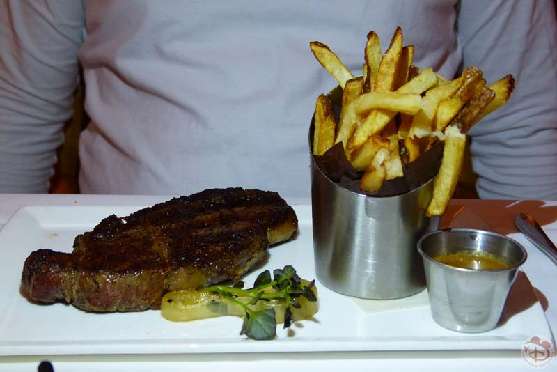 12oz Prime New York Strip Steak - Yachtsman Steakhouse