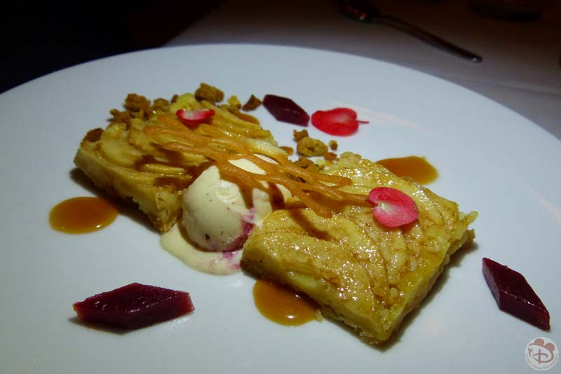 Heirloom Apple Tart - Yachtsman Steakhouse