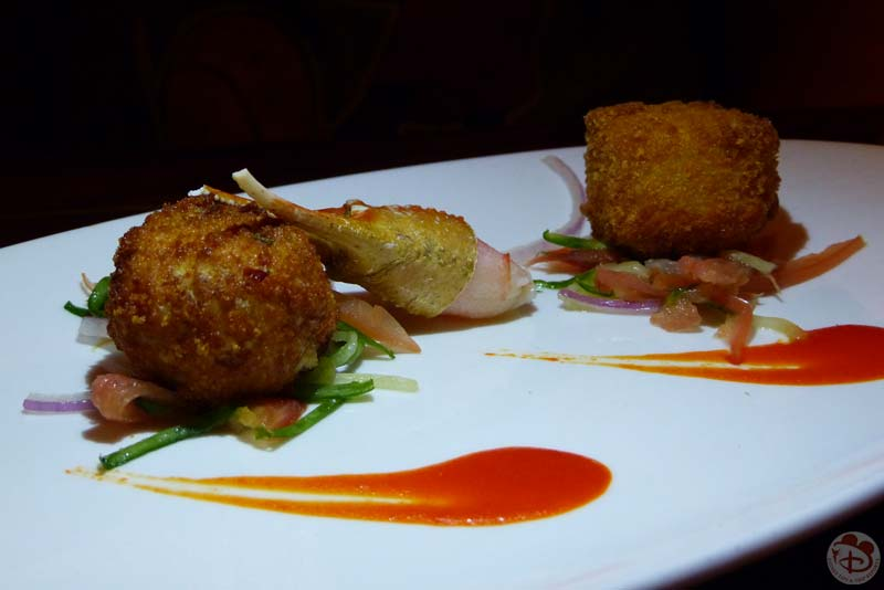 Crispy Jumbo Lump Crab Cakes - Hollywood Brown Derby