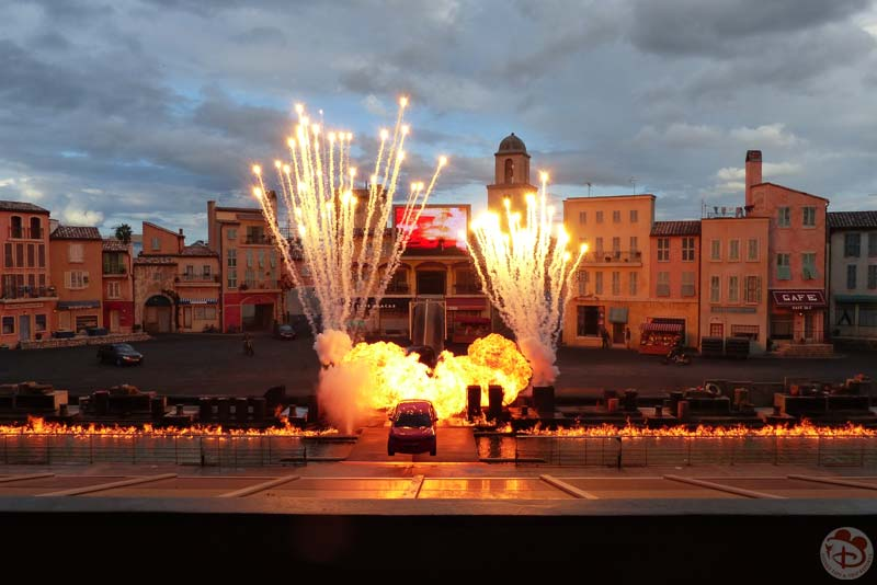 Lights, Motors, Action, Extreme Stunt Show