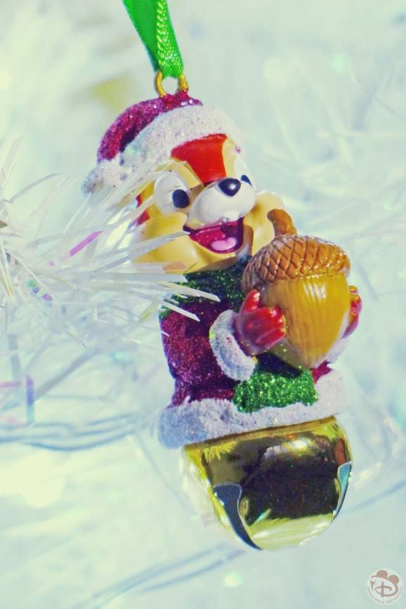 Chip Disney Christmas Ornament