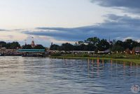 Disney's Bay Lake & Seven Seas Lagoon - Boat Transportation