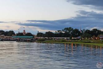Disney's Bay Lake & Seven Seas Lagoon - Boat Transportation