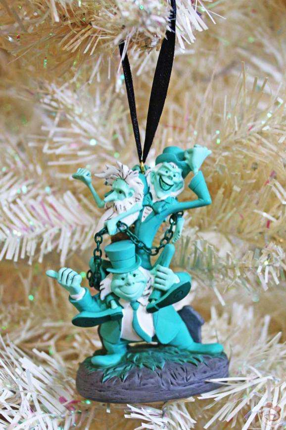 Haunted Mansion - Hitchhiking Ghosts Disney Christmas Ornament