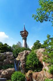 Rapunzel's Tower - Magic Kingdom