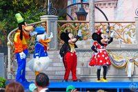 Dream Along With Mickey - Magic Kingdom