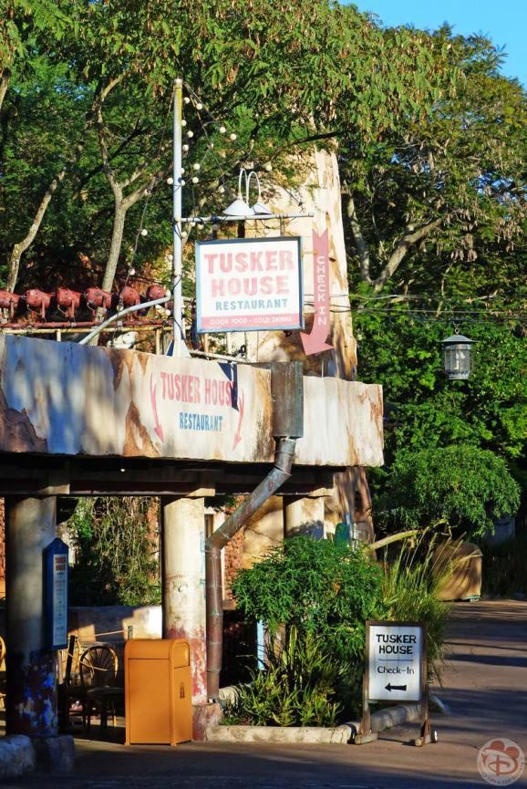Tusker House at Disney's Animal Kingdom