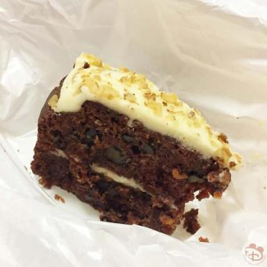 Carrot Cake from Costa Coffee