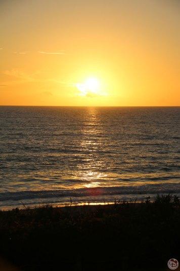 Sunrise over Atlantic Ocean, Vero Beach