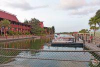 Tour around Disney's Polynesian Village Resort - Seven Seas Marina