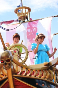 Festival of Fantasy Parade - Magic Kingdom - Peter Pan & Wendy