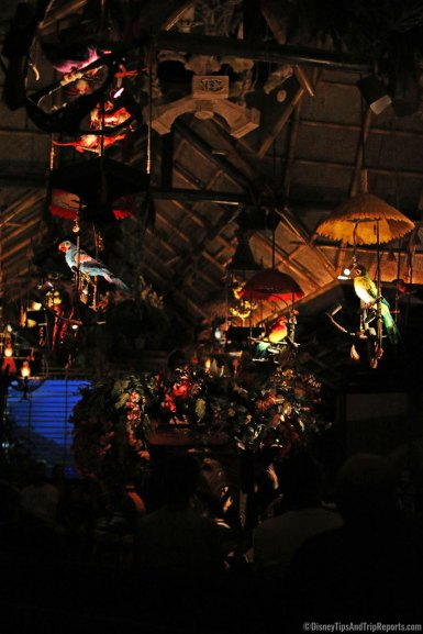 Magic Kingdom - Enchanted Tiki Room