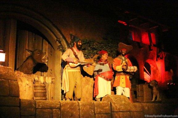 Magic Kingdom- Pirates of the Caribbean