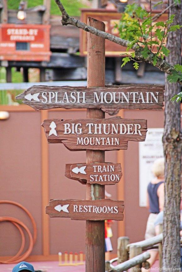 Magic Kingdom - Splash Mountain