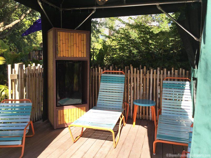 Cabana at Aquatica