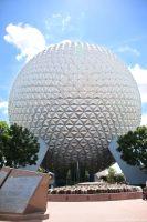 Epcot Spaceship Earth