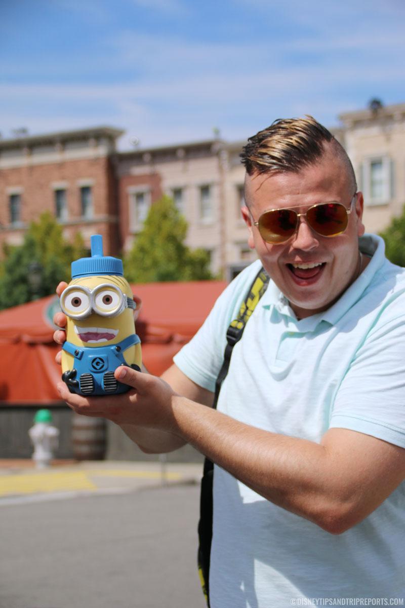 Minion Souvenir Cup - Universal Studios, Orlando