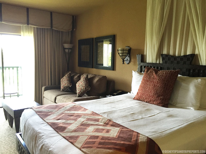 Room at Animal Kingdom Villas - Kidani Village